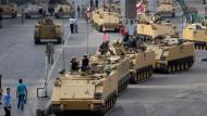 Sorge vor neuer Gewalt in Ägypten