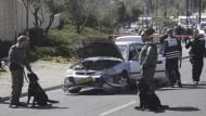Mehrere Verletzte bei Anschlag in Jerusalem