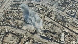 """UN warnen vor """"gigantischem Friedhof"""""""