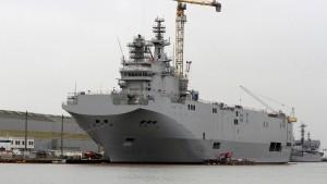 """Ägypten kauft """"Mistral""""-Kriegsschiffe aus Frankreich"""