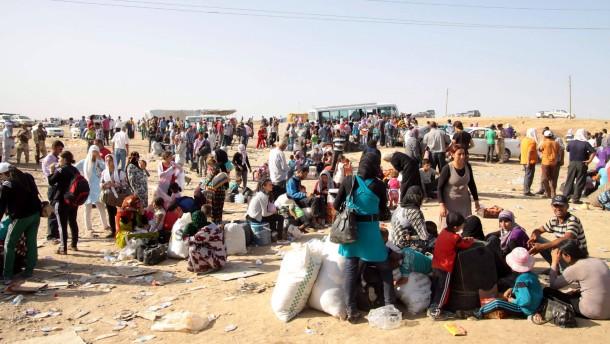 Opposition knüpft Teilnahme an Bedingungen