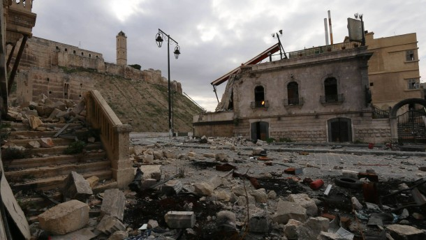 Türkei befürchtet neue Flüchtlingswelle aus Syrien