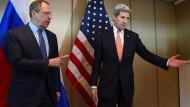 Russland zeigt sich verhandlungsbereit