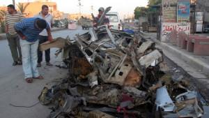 Zahlreiche Tote und Verletzte nach Explosionen im Irak