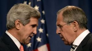 Weltmächte begrüßen Syrien-Plan