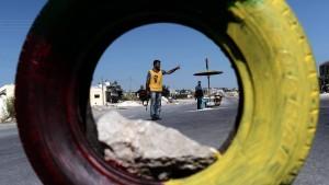 Tote bei Kämpfen in Tripoli