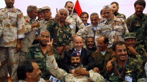 Libyen: Gegen Gaddafi, für Gerechtigkeit