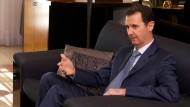 Assad: Das Volk steht noch immer hinter mir