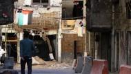 Islamischer Staat stürmt Flüchtlingslager