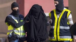 Europas Dschihadisten auf dem Vormarsch