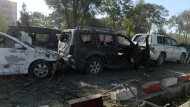Heftige Explosion in Kabul