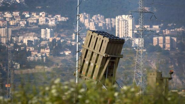 Raketenangriff auf Badeort Eilat vereitelt