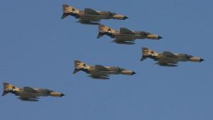 Iran bestätigt Luftangriffe auf IS-Truppen
