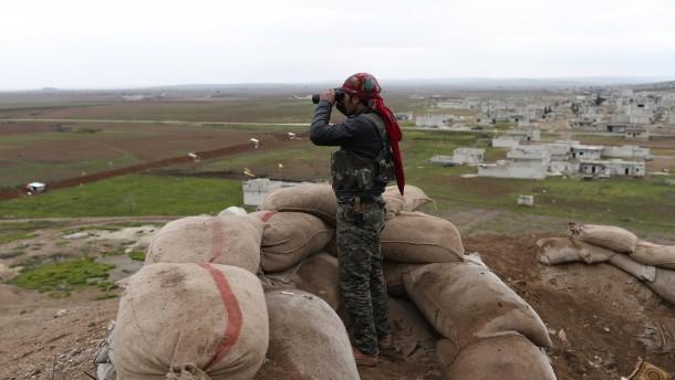 Kurden erobern 30 Dörfer bei Kobane zurück