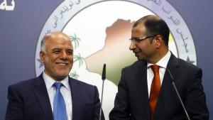 Präsident beauftragt Schiiten Al-Abadi mit Regierungsbildung