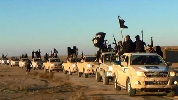 """""""Der IS ist keine One-Man-Show"""""""