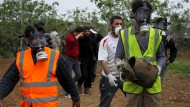 Inspektoren finden wieder Spuren von Giftgas
