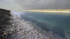 Wasser für das Tote Meer