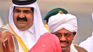 Mit Hilfe des Emirs