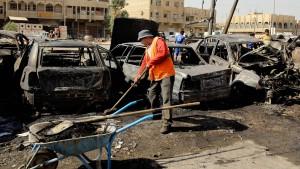 Neue Gewaltwelle im Irak