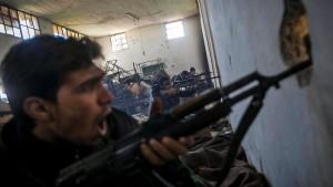 Tote bei Angriff auf Palästinenserlager in Damaskus