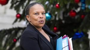 Französische Justizministerin gibt Amt auf