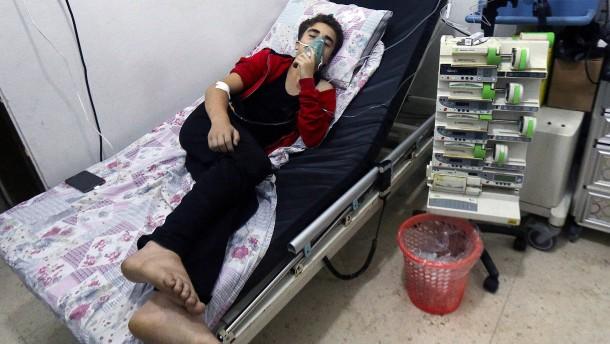 UN werfen Assad abermals Chlorgas-Einsatz vor