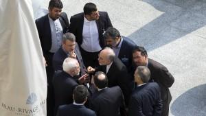 Iran sträubt sich gegen schriftliche Zusagen