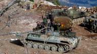 Regierung schließt Kooperation mit Assad aus