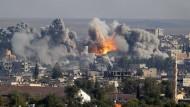 Befreiung von Kobane steht kurz bevor