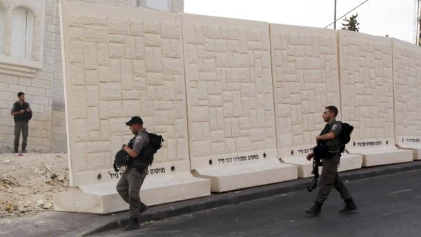 Israelis bewaffnen sich
