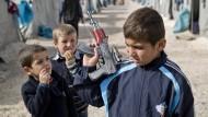 Fast alle Fluchtwege für Syrer abgeschnitten