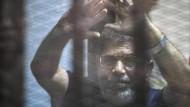 Todesurteil gegen Ex-Staatschef Muhammad Mursi