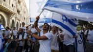Israel hat keine Angst vor Islamisten