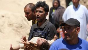 600 Tote bei Kämpfen um Ramadi