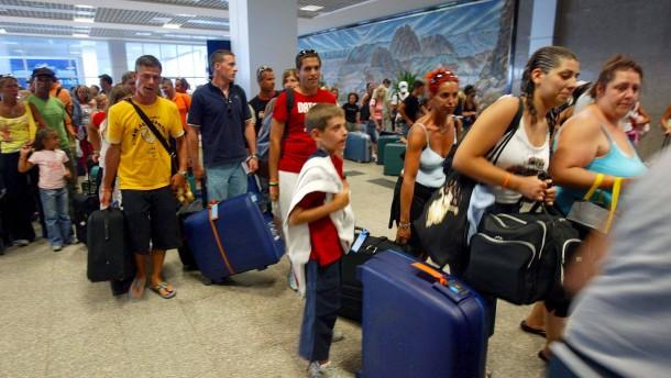 2000 deutsche Touristen stecken in Scharm al Scheich fest
