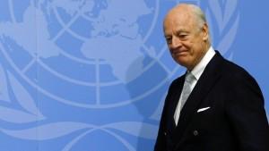 Beginn der Friedensgespräche auf Freitag verschoben