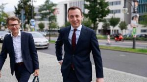 """Ziemiak warnt vor """"Machtübernahme"""" der SPD-Linken"""
