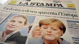 """Kein """"Weiter so"""" für Merkel"""