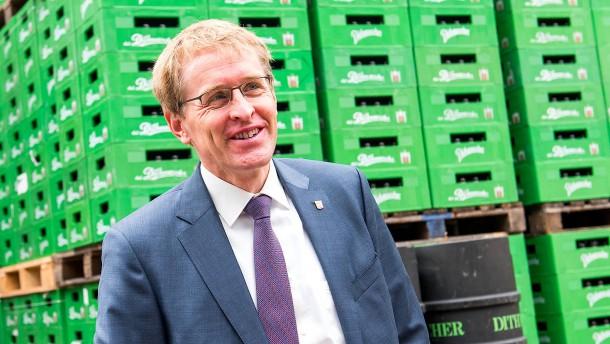 Daniel Günther fordert Konzentration auf Inhalte