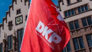 DKP darf an Bundestagswahl teilnehmen