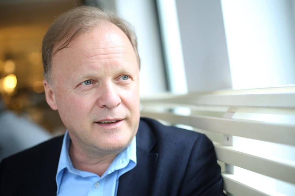 """Stephan Werhahn: """"In mir stecken fünfzig Prozent Adenauer"""""""