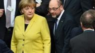 Schulz will die Spielregeln ändern