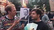Christian Konz und Clemens Lehner