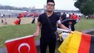 Medien verantwortlich, dass es Pro-Erdogan-Demo geworden ist