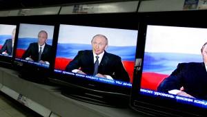 Gibt es Putin, gibt es Russland