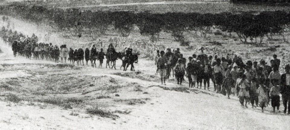 Wie Der Volkermord An Den Armeniern Begann