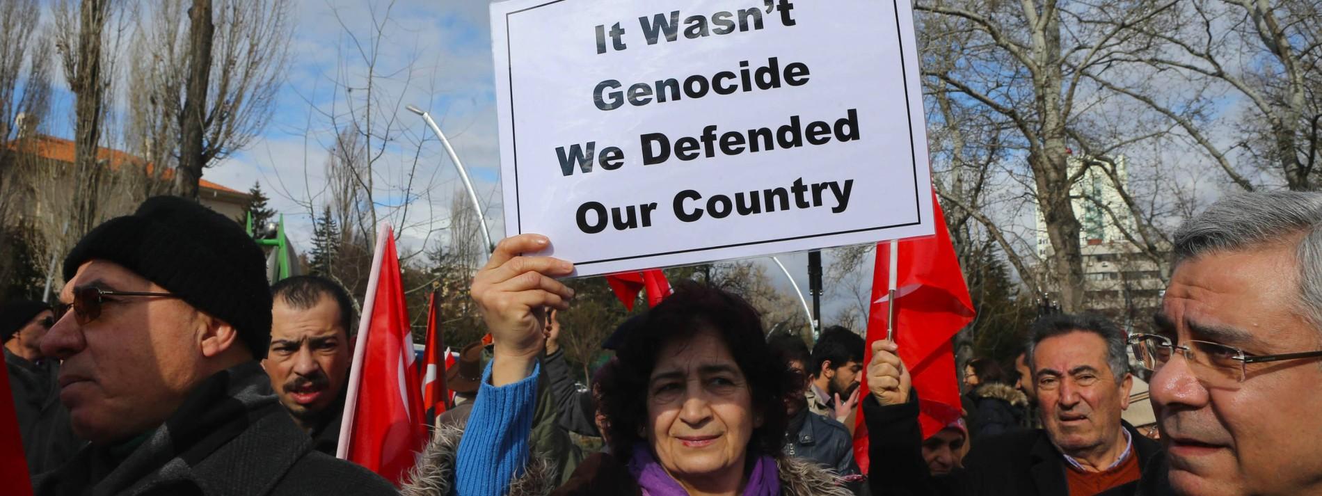 Die Turkei Leugnet Den Volkermord An Den Armeniern Um Zu Vergessen