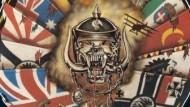 Schon das Cover des Motörhead-Albums 1916 gemahnt an den Schrecken des Ersten Weltkrieges.