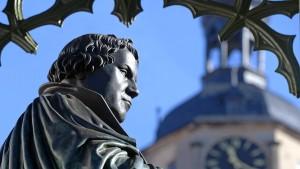 Luthers kopernikanische Wende